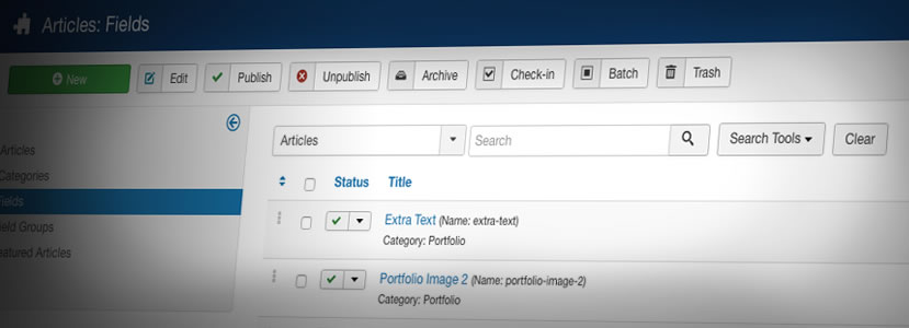 Joomla 3.7 - A serious update to an already great CMS