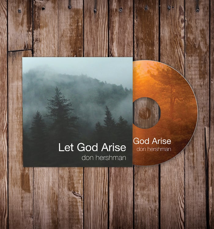 Let God Arise CD